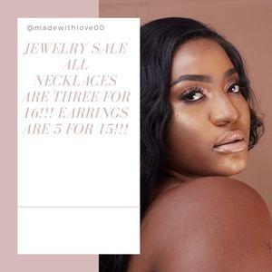 Jewelry Sale!!! 💍